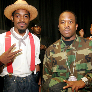 OutKast Set To Headline Governors Ball