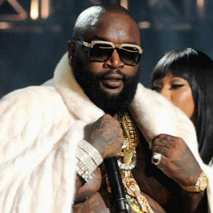 Rick Ross's LMFAO Lawsuit Thrown Out