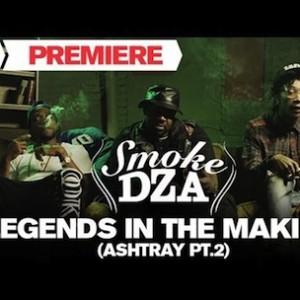 Smoke DZA f. Wiz Khalifa & Curren$y - Legends In The Making (Ashtray Pt. 2)