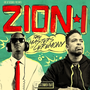 "Zion I ""The Masters Of Ceremony"" Cover Art, Tracklist, Download & EP Stream"