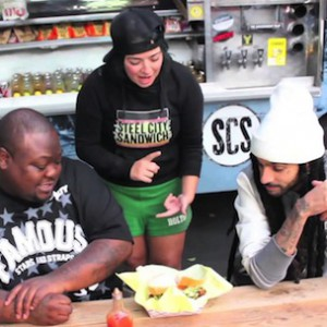 Bad Lucc & $kinny - BREAL.TV: How To Cure The Munchies