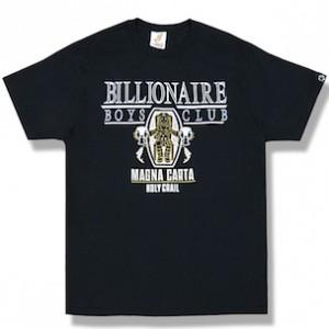 "Jay Z Teams With Pharrell's Billionaire Boys Club For ""Magna Carta Holy Grail"" T-Shirts"