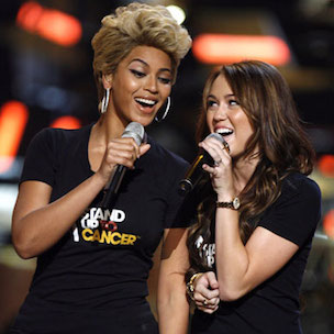 Miley Cyrus Denies Saying She's Better Than Beyonce