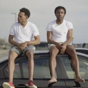 "Childish Gambino f. Chance The Rapper - ""The Worst Guys"""
