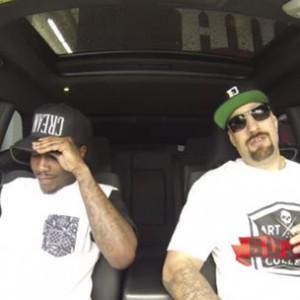 Dizzy Wright - The Smoke Box with B-Real
