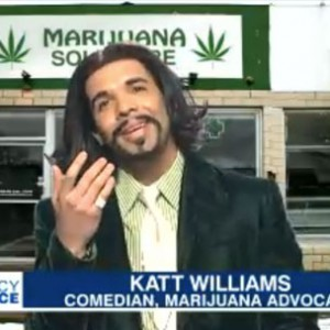 "Drake - ""Nancy Grace"" Skit On SNL (Drake as Katt Williams)"