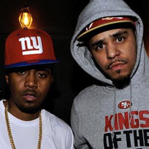"J. Cole Celebrates Nas Lyrics & ""I Gave You Power"" In Speech"