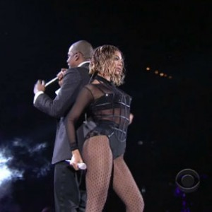"Beyonce f. Jay Z - ""Drunk In Love"" (2014 GRAMMY Awards Performance)"
