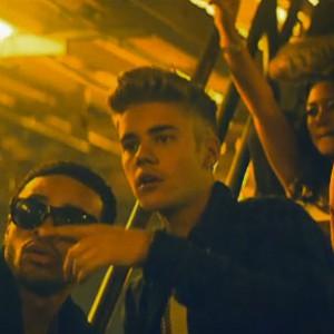 "Justin Bieber f. Chance The Rapper - ""Confident"""