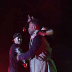 J. Cole - Brings Out Kendrick Lamar During Show At Madison Square Garden