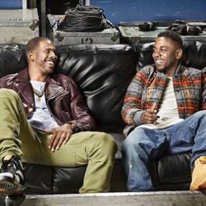 "Kendrick Lamar & Chris Paul Discuss Drake, Jay Z & ""Control"""