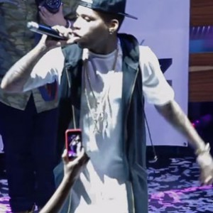"""Kid Ink - """"Show Me"""" (Live In Los Angeles)"""