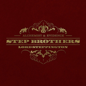 "Step Brothers ""Lord Steppington"" Release Date, Cover Art, Tracklisting & Album Stream"