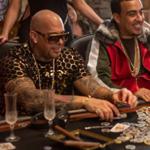 "Mally Mall f. Sean Kingston, Tyga, French Montana & Pusha T  - ""Wake Up In It"" (BTS)"