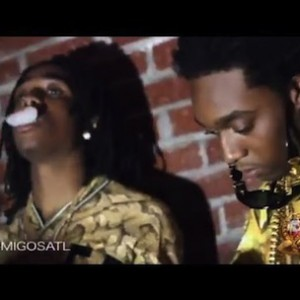 """Migos - """"Jealousy"""" (Chief Keef Diss)"""