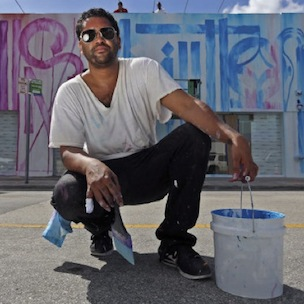 RETNA Discusses Graffiti Style & Usher's Support