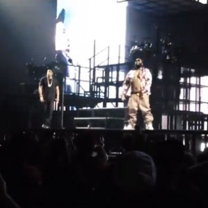 """Rick Ross - Performs """"Devil Is A Lie"""" With Jay Z In Florida"""