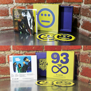 "Souls Of Mischief's ""93 'Til Infinity"" Arrives In ""Hiero Light Box"" & ""Music Book 2-CD"" Deluxe Editions"
