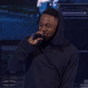 "Kendrick Lamar - ""m.A.A.d city"" & ""Bitch Don't Kill My Vibe"" (NBA All-Star 2014 Performance)"