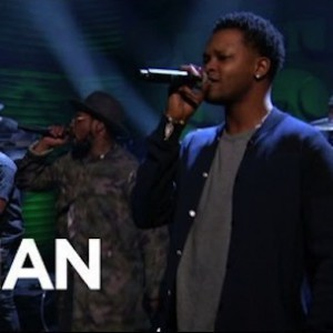 "ScHoolboy Q f. BJ The Chicago Kid - ""Studio"" (Live On Conan O'Brien)"