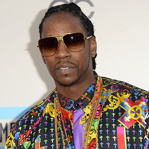 2 Chainz Visits Chicago's Tanner Elementary School