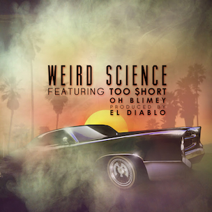 "Too $hort To Release EDM Album ""Weird Science""; Drops Title Track"