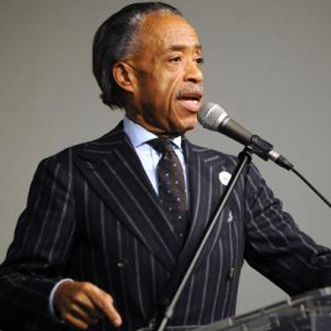 Al Sharpton Questions George Zimmerman's Celebrity While Discussing Boxing Match