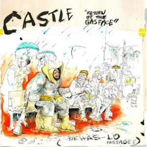 """Castle """"Return of the Gasface (The Has-Lo Passages)"""" Release Date & Cover Art"""