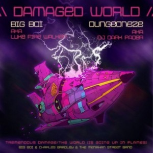 "Big Boi - HipHopDX Exclusive Interview With Organized Noize's Ray Murray On ""Damaged World"" Mash-Up"