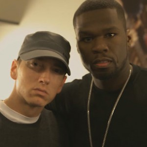 Eminem Reacts To 50 Cent's Departure From Shady Records