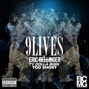 Eric Bellinger f. Too Short & Ty Dolla $ign - 9 Lives [Prod. by League Of Star]