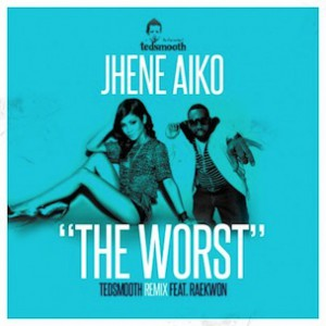 Jhene Aiko f. Raekwon - The Worst (Ted Smooth Remix)