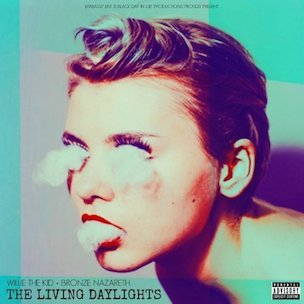 "Willie The Kid & Bronze Nazareth ""The Living Daylights"" Release Date, Cover Art, Tracklist & Album Stream"