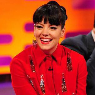 "Kanye West Inspires Lily Allen To Name Her Upcoming Album ""Sheezus"""