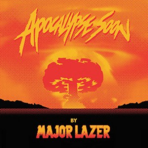Major Lazer f. Pharrell - Aerosol Can