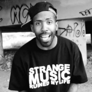 Murs Signs With Tech N9ne's Strange Music