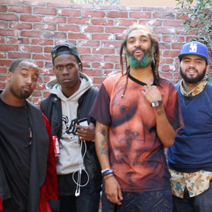 "Overdoz Enlist Pharrell, Clams Casino & Others For Their Album, ""2008"""