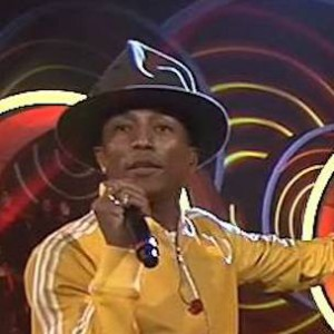 "Pharrell - ""Happy"" (Live on Wetten)"