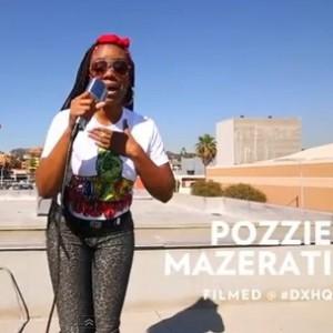 Hollywood Freestyle - Pozzie Mazerati
