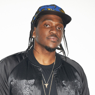 "Pusha T Says Kanye West's ""College Dropout"" Wasn't On His Radar"