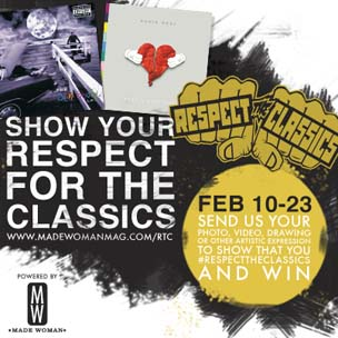 Respect The Classics Giveaway