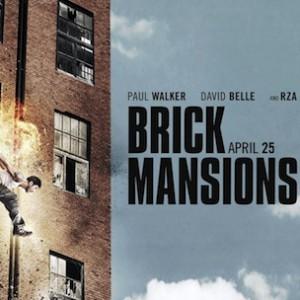 "RZA & Paul Walker - Star In ""Brick Mansions"" (Trailer)"