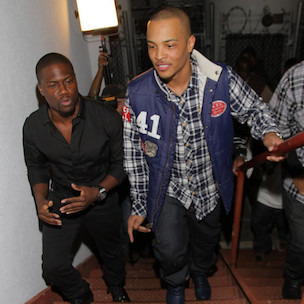 "T.I. To Join Kevin Hart & Will Ferrell In Film Believed To Be Titled ""Get Hard"""