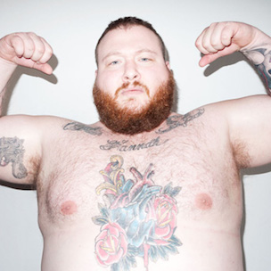 Action Bronson Shoves Security Guard Onstage During Concert