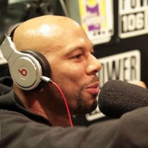 "Common - ""The Food"" (Freestyle)"