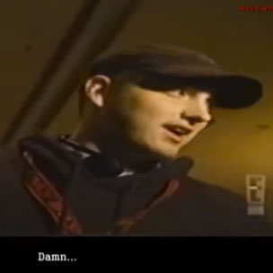 Throwback Thursday: Eminem - In The Freestyle Battles At The Rap Olympics 1997