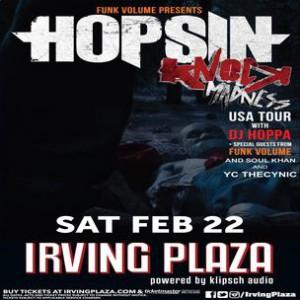 Hopsin Concert Ticket Giveaway