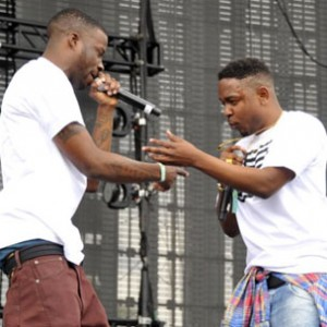 Jay Rock f. Kendrick Lamar - To The Top