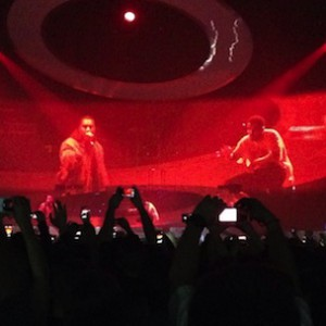 "Kanye West - Performs ""Black Skinhead"" With Drake In Berlin"