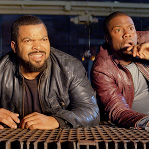 "Ice Cube's ""Ride Along"" #1 At Box Office For Third Consecutive Week"